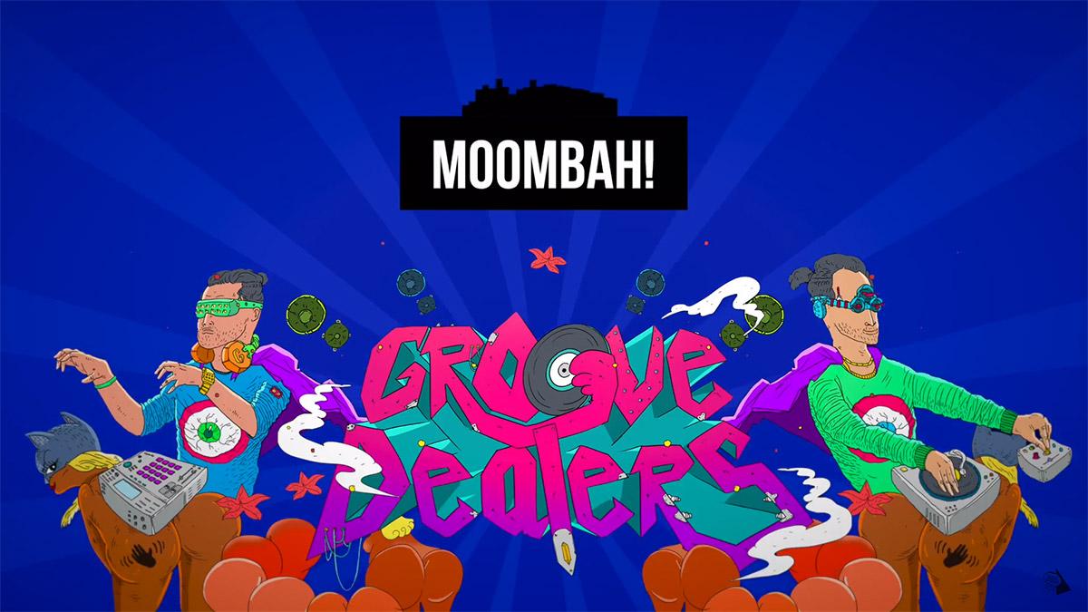 Groove Dealers – Moombah!
