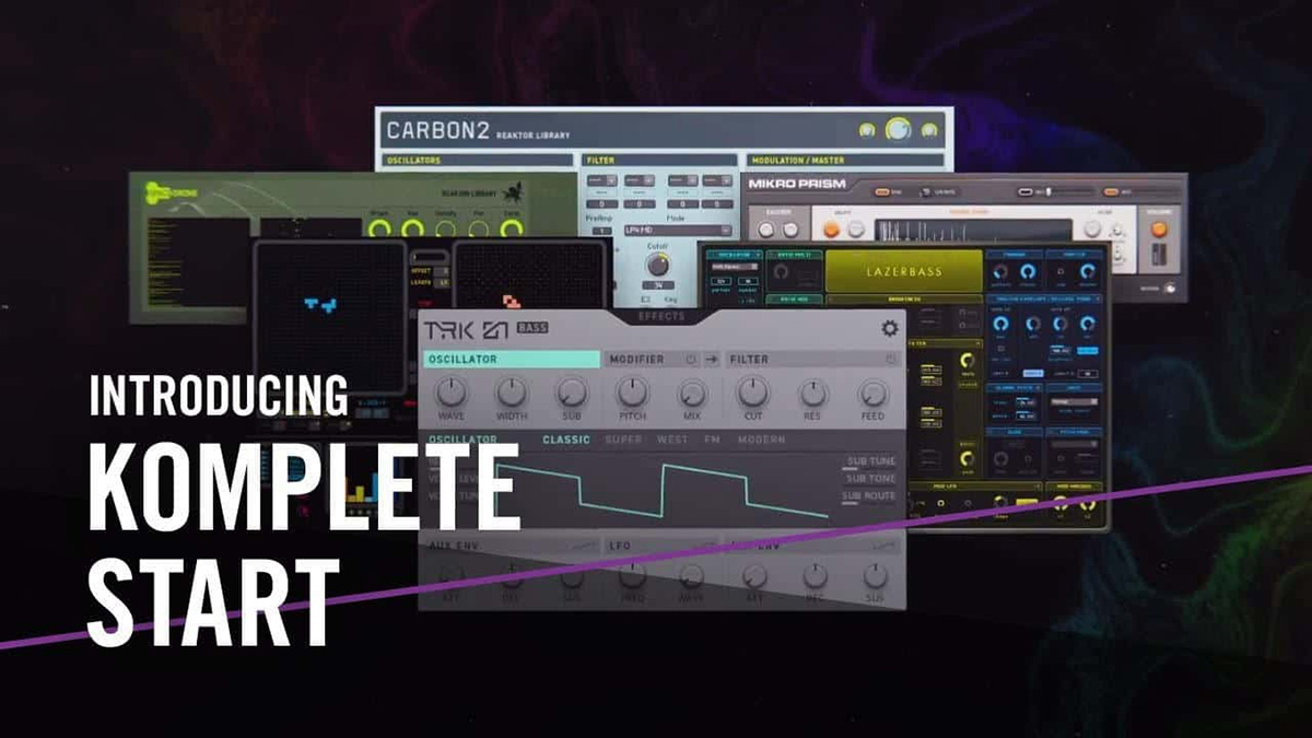 Native Instruments - Komplete Start