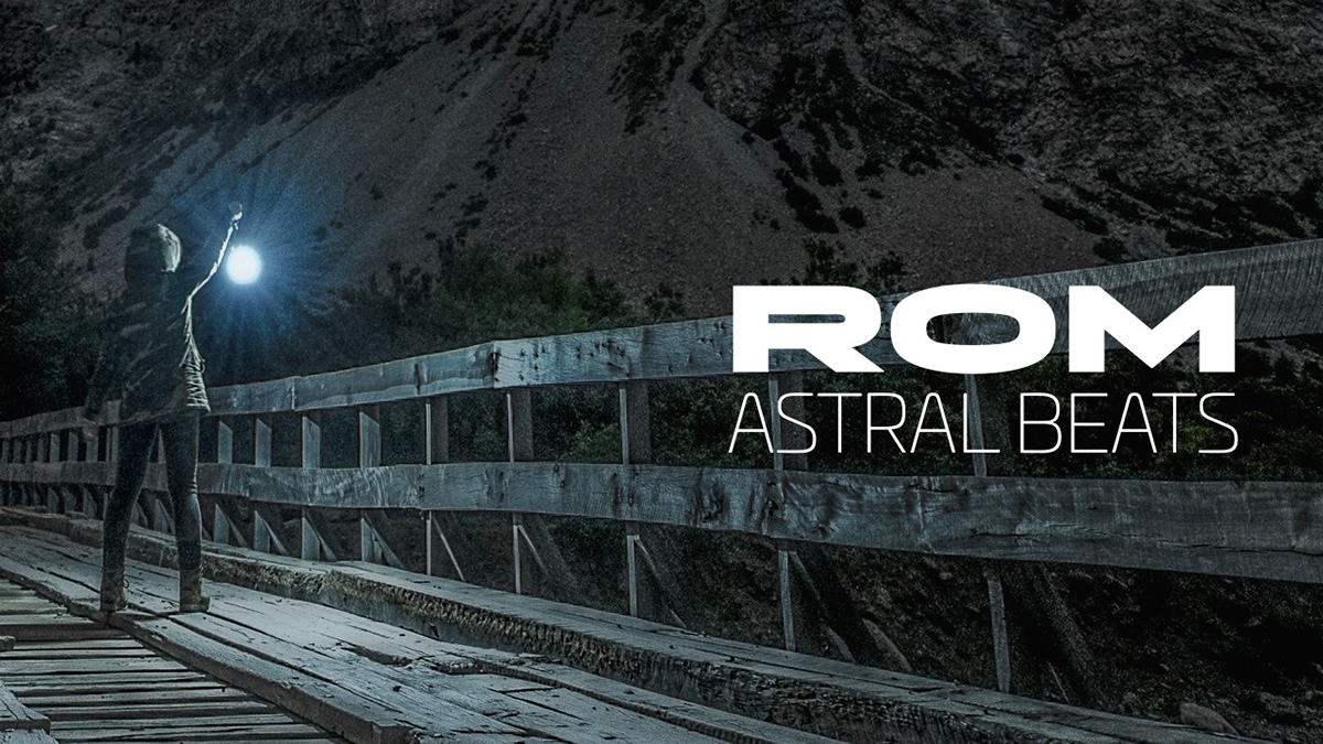 ROM – Astral Beats EP