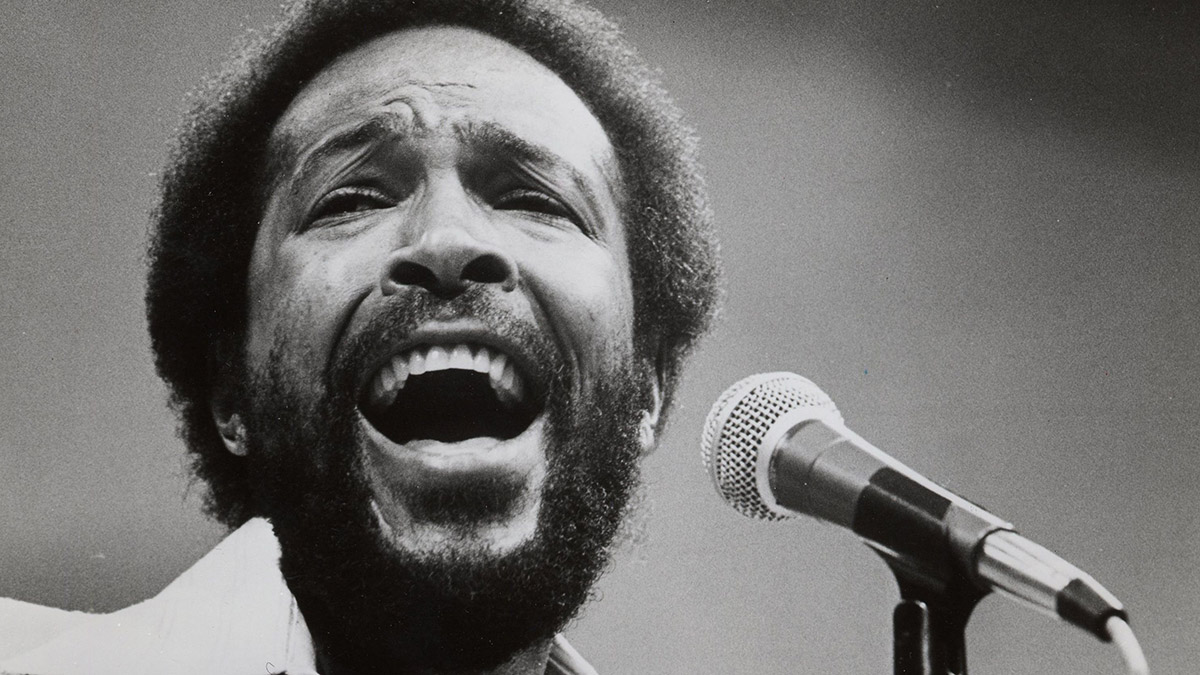 Marvin Gaye – What`s Going On?