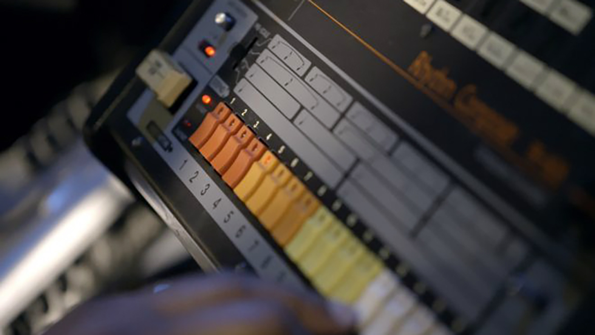 The Top 7 All Time Classic Drum Machines